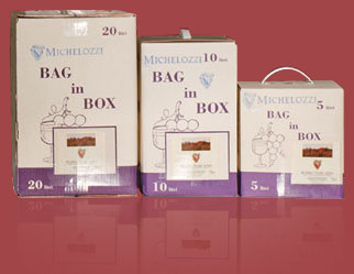 Vino Bag in Box